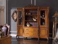 Классический шкаф книжный L231