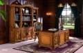 Классический стол письменный L259