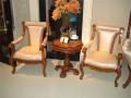 Стол чайный круглый Белмонт (Классика, массив дерева) официальный сайт цены