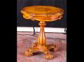Стол чайный круглый Белмонт (Классика, массив дерева) цена