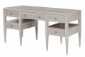 Письменный стол Невада A (Массив дерева, классика) каталог мебели с ценами