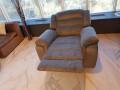 Кресло Бачино с реклайнером магазин