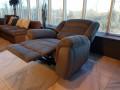Кресло Бачино с реклайнером каталог мебели