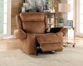 Кресло с реклайнером и глайдером Джиберто изображение