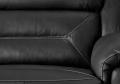 Диван Дельта (Реклайнеры, Натуральная Кожа) официальный сайт цены