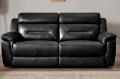 Диван Дельта (Реклайнеры, Натуральная Кожа) каталог мебели с ценами