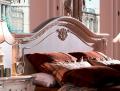 Кровать Вирджиния (Классика, Массив дерева) для квартиры