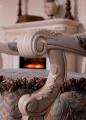 Кресло Вирджиния F (Массив берёзы,ткань, классика) каталог