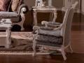 Кресло Вирджиния F (Массив берёзы,ткань, классика) купить