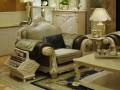 Кресло Вирджиния G (Массив берёзы,ткань, классика) купить в Москве