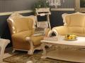 Кресло Вирджиния А (Массив берёзы, натуральная кожа, классика) каталог мебели с ценами