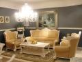 Кресло Вирджиния А (Массив берёзы, натуральная кожа, классика) каталог с ценами
