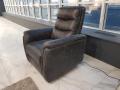 Кресло Гредос с электрореклайнером купить в Москве