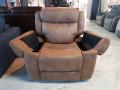 Кресло с реклайнером и глайдером Джиберто сайт цены