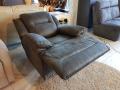 Кресло Бручини с электрореклайнером каталог мебели