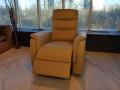 Кресло Гредос с реклайнером в интерьере