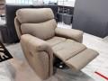 Кресло Сегретто с реклайнером купить