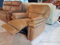 Кресло Ларецо с Реклайнером магазин Москва