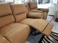 Диван Ларецо тройной с реклайнерами каталог мебели с ценами