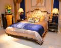 Классическая Спальня Конкорд А (Обивка ткань) фото