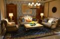 Стол Журнальный Прямоугольный  Конкорд А (Массив дерева, столешница мрамор) каталог мебели