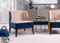 Кресло для отдыха Алабама D2 (Неоклассика,ткань) для дома