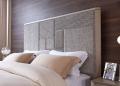 Кровать Алабама D  (Классика, Ткань) для квартиры