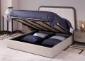 Кровать Алабама E (Неоклассика, ткань) для дома