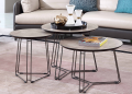 Стол журнальный круглый Алабама С1 (Неоклассика) каталог мебели