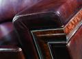 Диван Кентуки В (Неоклассика, натуральная кожа) распродажа