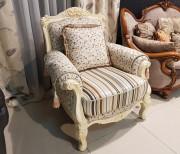 Кресло Монтана Е (Классика, ткань) для загородного дома