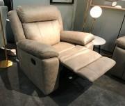 Кресло Джиберто с Реклайнером купить в Москве