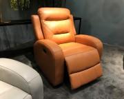 Кресло Ларедо (Реклайнер, Натуральная Кожа) каталог с ценами