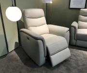 Кресло Гредос (Реклайнер, Натуральная Кожа) распродажа