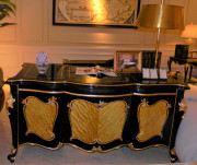 Письменный стол Конкорд (Массив дерева, классика) изображение