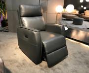 Кресло Спегаро с реклайнером (Натуральная кожа) магазин