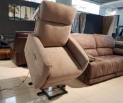 Кресло Вестито система Лифт-ап, Электрореклайнер и подголовник магазин