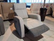 Кресло Эдвард с реклайнером для дома