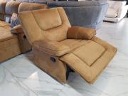Кресло-глайдер Прецо с реклайнером магазин Москва