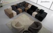 Диван Донадони (Модульный, Угловой) каталог мебели