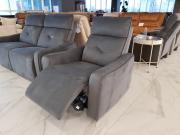 Кресло Матито с реклайнером, ткань  каталог