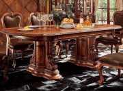 Обеденный стол Монтана (Раскладной, массив дерева) изображение