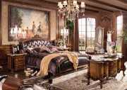 Спальня Дакота B (Классика, Натуральная Кожа) фото