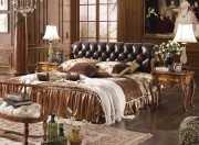 Спальня Дакота-F (Натур Кожа) для дома